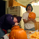 Pumpkins bring out the glee