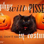 Halloween '09 Poster - Zephyr