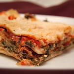 Lasagne With Greens